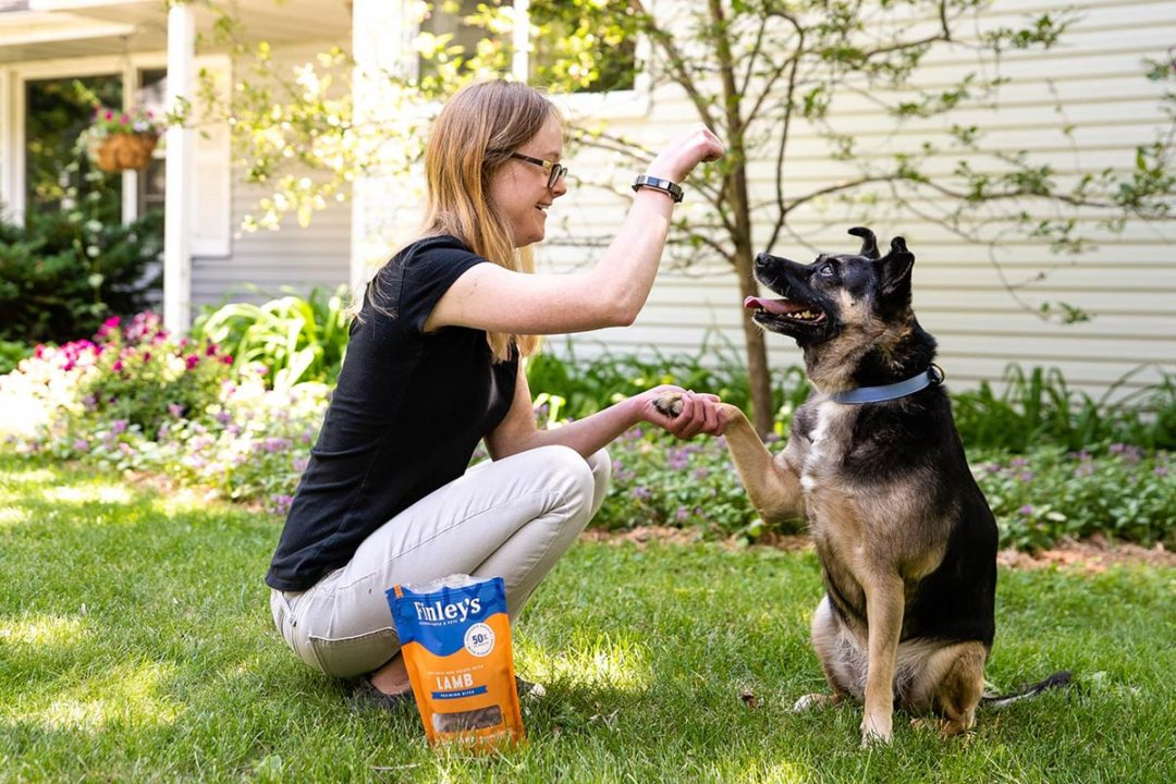 NutriSource to produce Finley's new functional dog treats