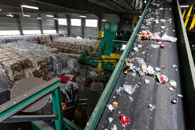 Materials Recovery for the Future (MRFF) shares positive results from TotalRecycle pilot program