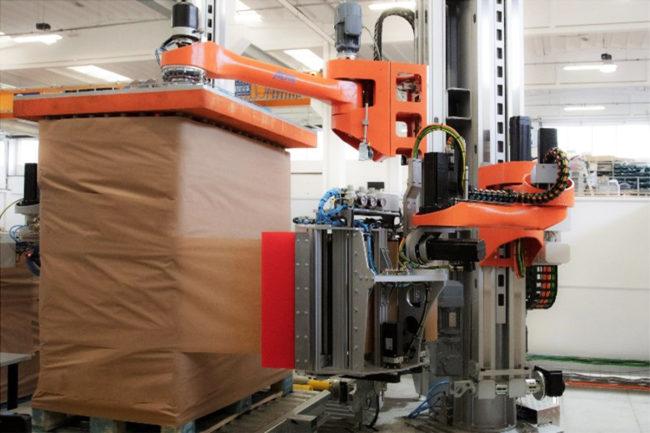 Mondi develops paper-based pallet wrap as sustainable alternative to plastic