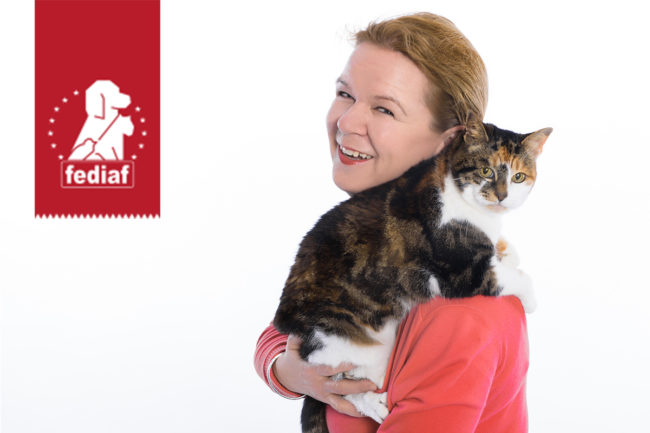 Annet Palamba, general manager of Hill's Pet Products' Benelux business, is FEDIAF's new president