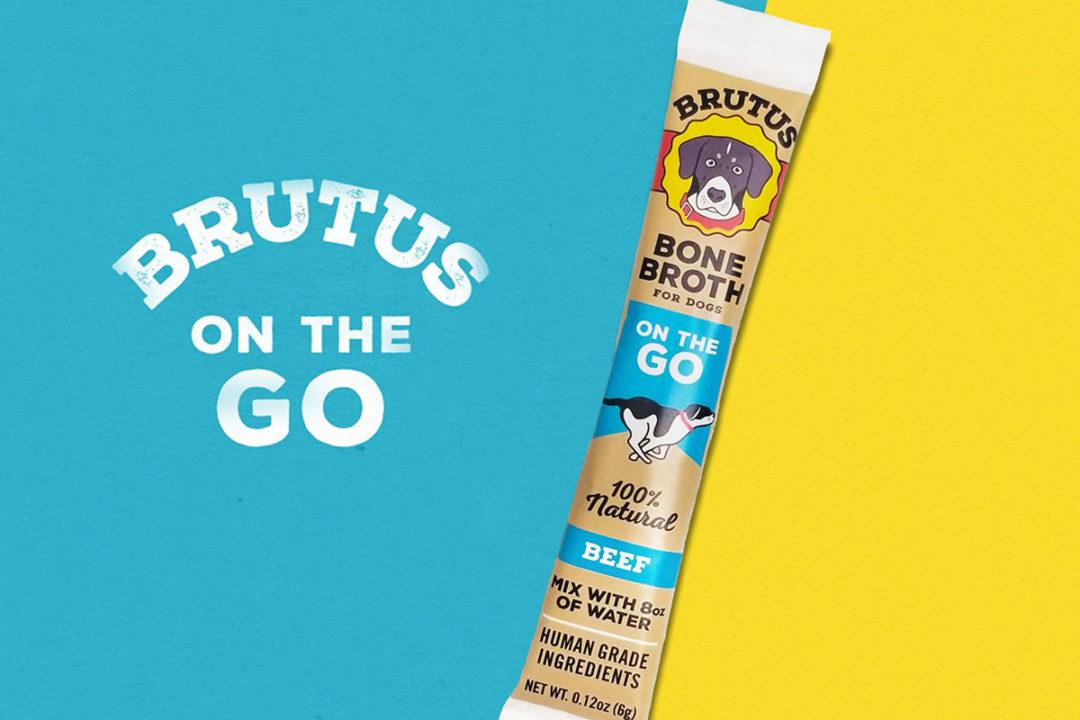 Brutus Broth adds portable powder supplement to portfolio