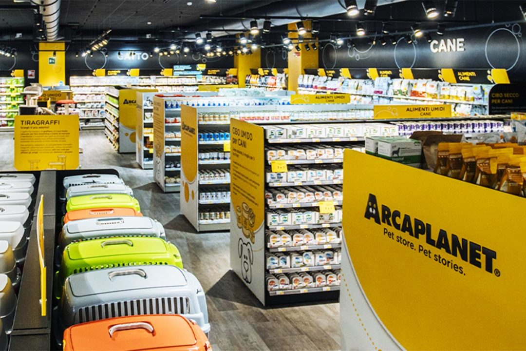 Cinven acquires Arcaplanet, Maxi Zoo Italia to expand pet retail network in Italy