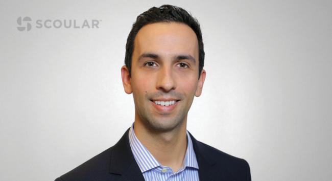 Joshua Mellinger, director of sustainability at Scoular.