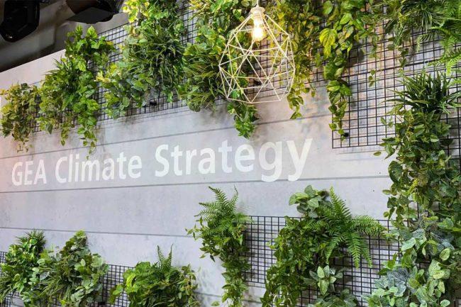 GEA pursues net-zero greenhouse gas emissions by 2040
