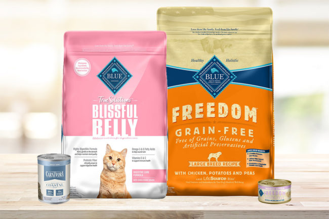 Blue Buffalo sales up for General Mills in full-year 2021, down in the fourth quarter
