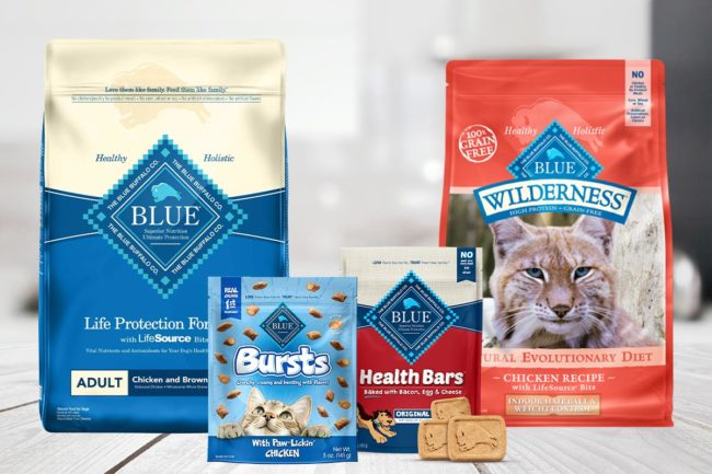Blue Buffalo products level off following initial COVID-19 stock-up period
