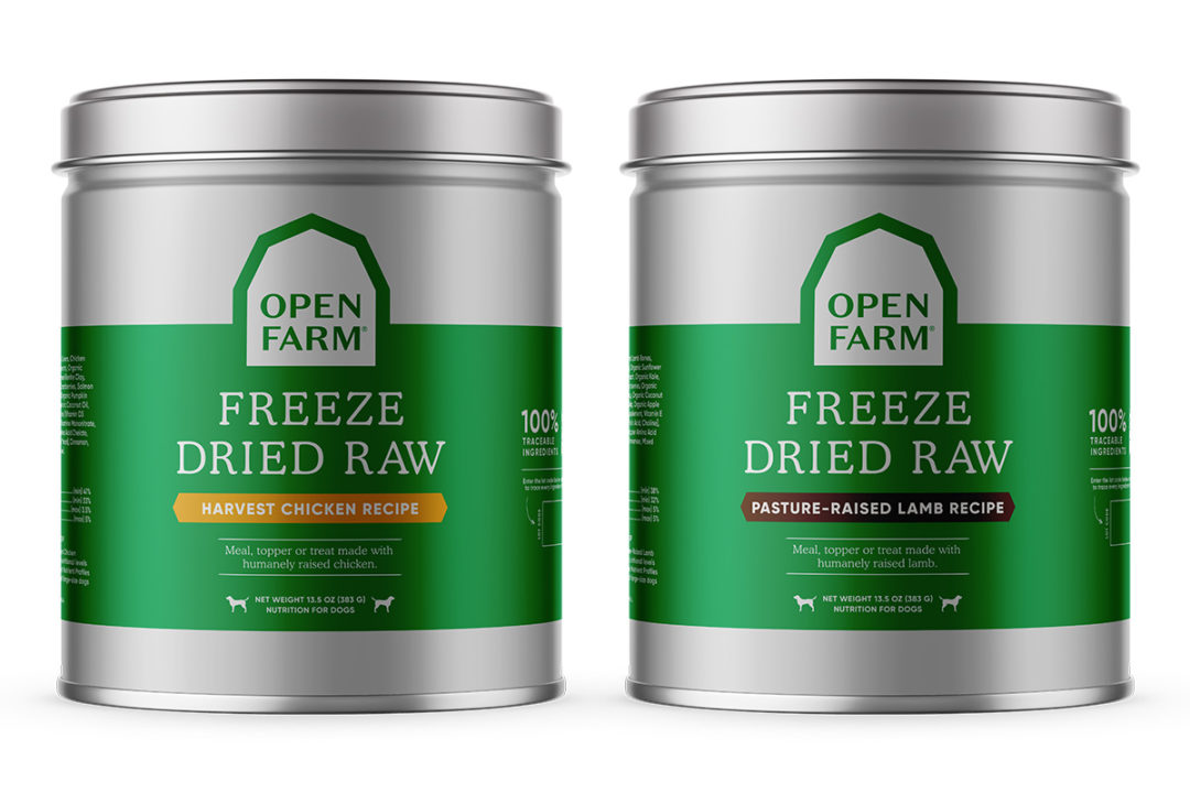 Open Farm introduce reusable, refillable packaging through Loop