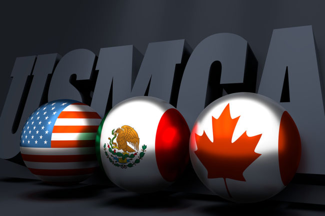 USMCA completed, takes place of NAFTA