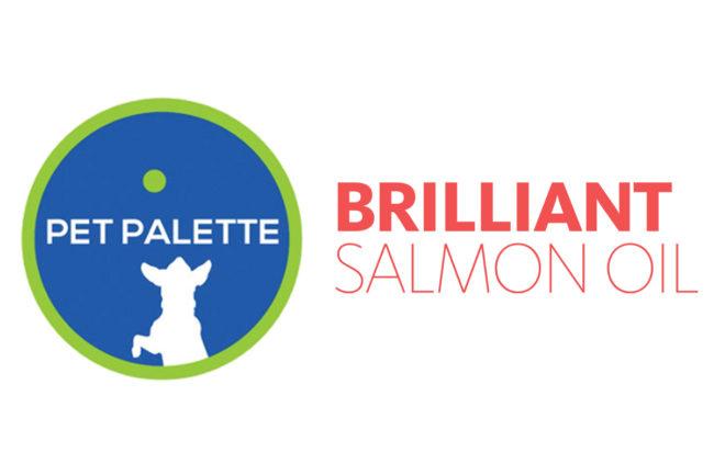 Pet Palette to distribution Brilliant Salmon Oil in US