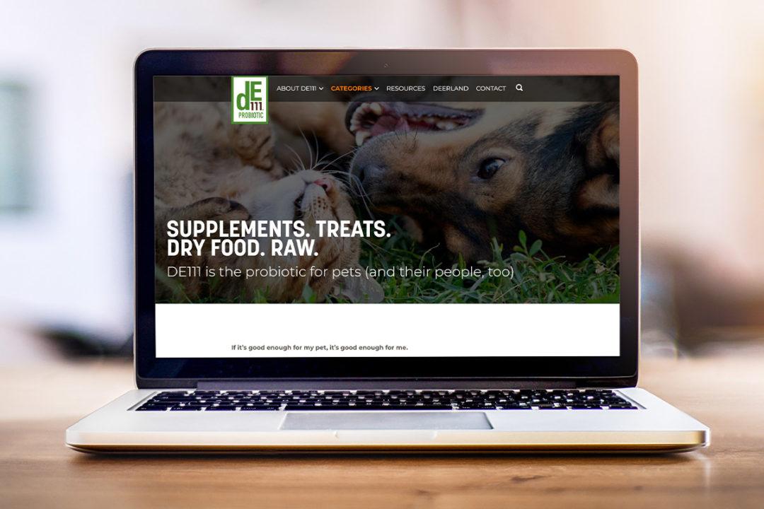 Deerland launches website for DE111 probiotic ingredient