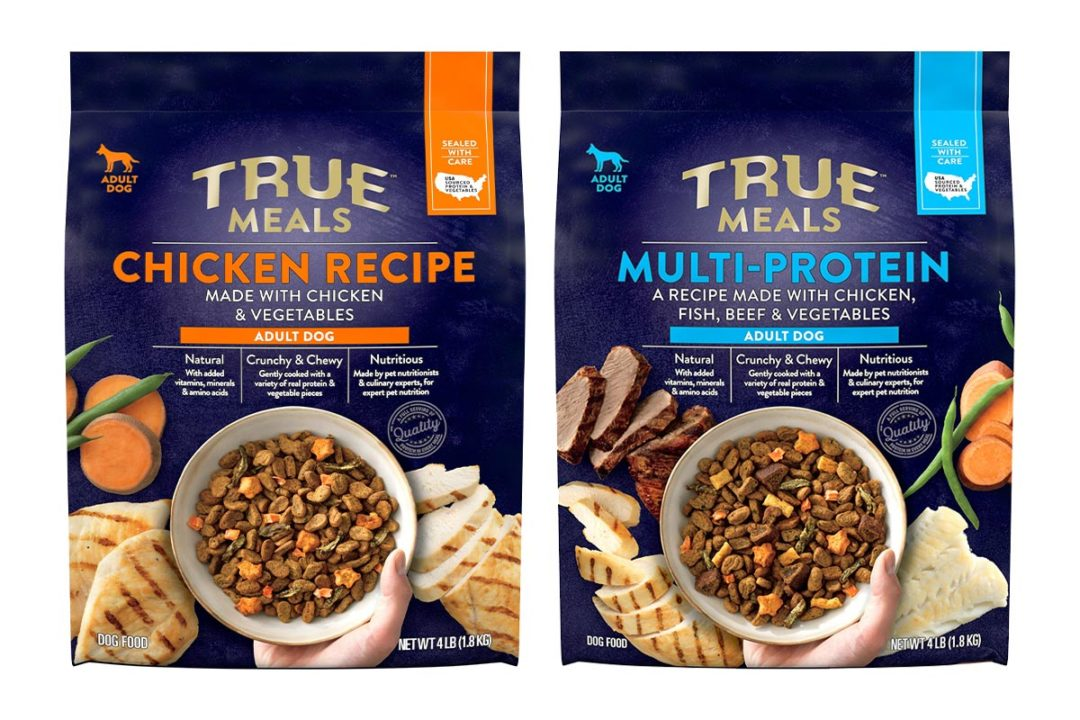 Tyson Pet Products launches True Meals complete-and-balanced dog diets