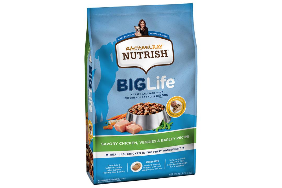 Nutrish adds large-breed dog food formulas