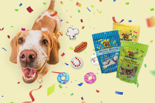 Tail Bangers debuts e-commerce platform and new treat offerings