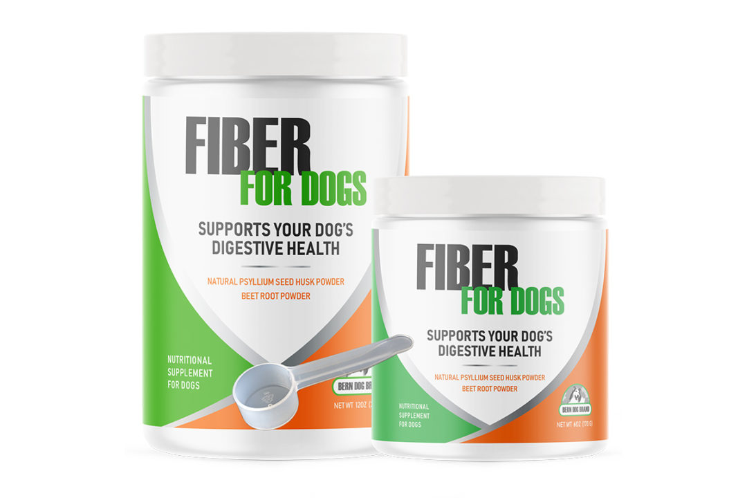Fiber for Dogs new packaging designs