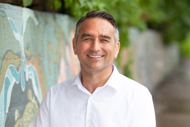 Jean-Philippe Tournoy, incoming chief executive officer of Ciranda Inc.