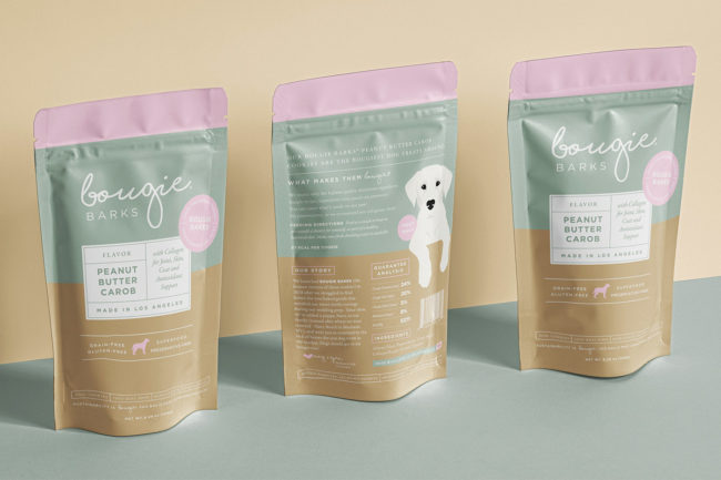 Bougie Bakes launches Bougie Barks Dog Cookies