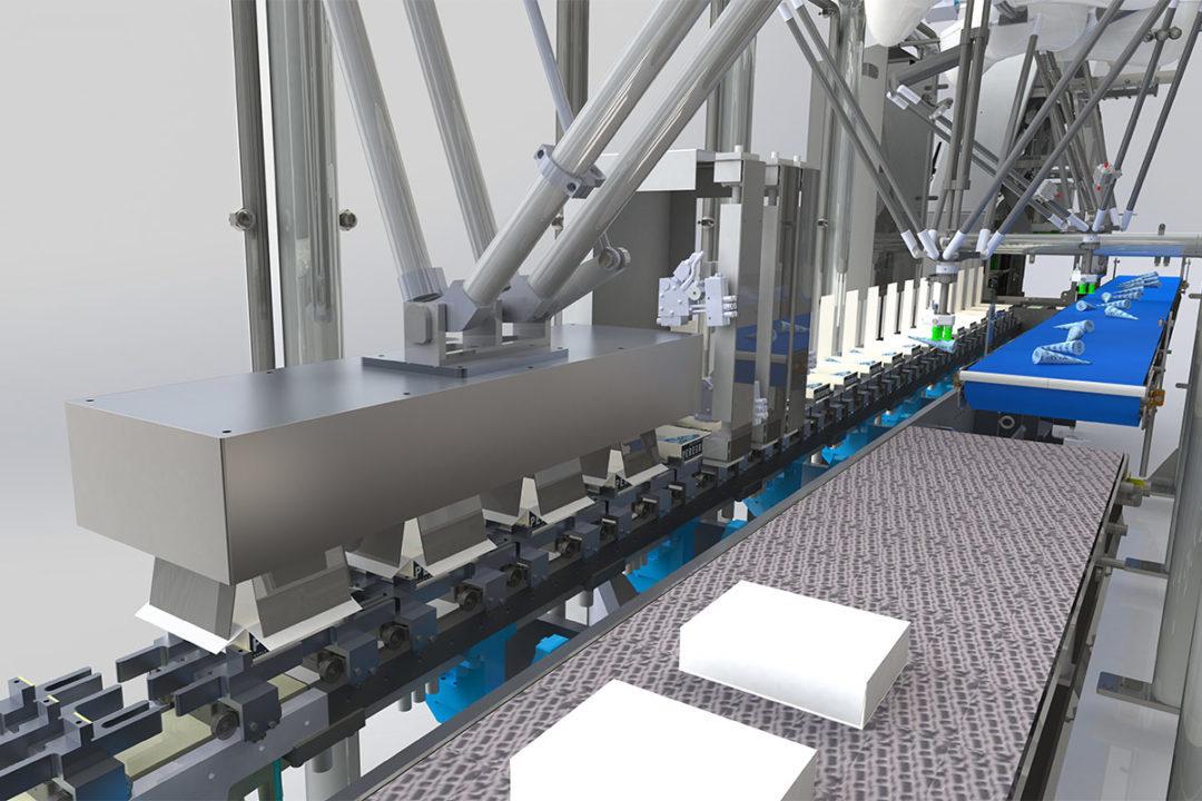 JLS Automation announces PACK EXPO exhibition system