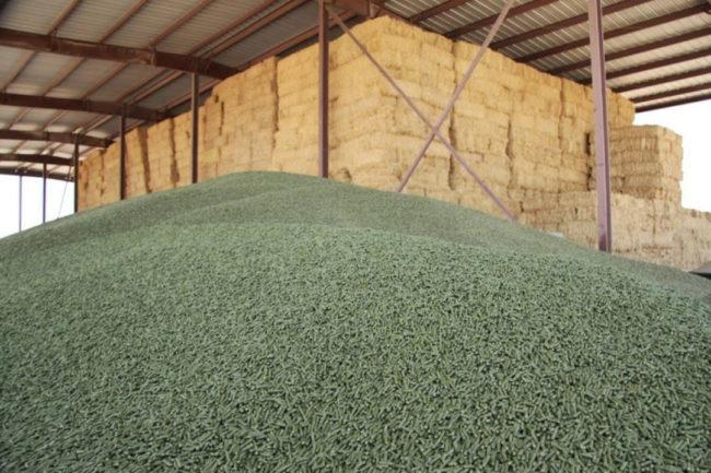 Ametza forage pellet feed business acquired by Wilbur-Ellis