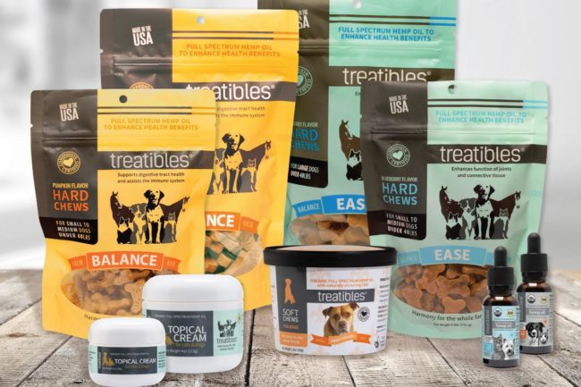 Treatibles expands distribution to Japan