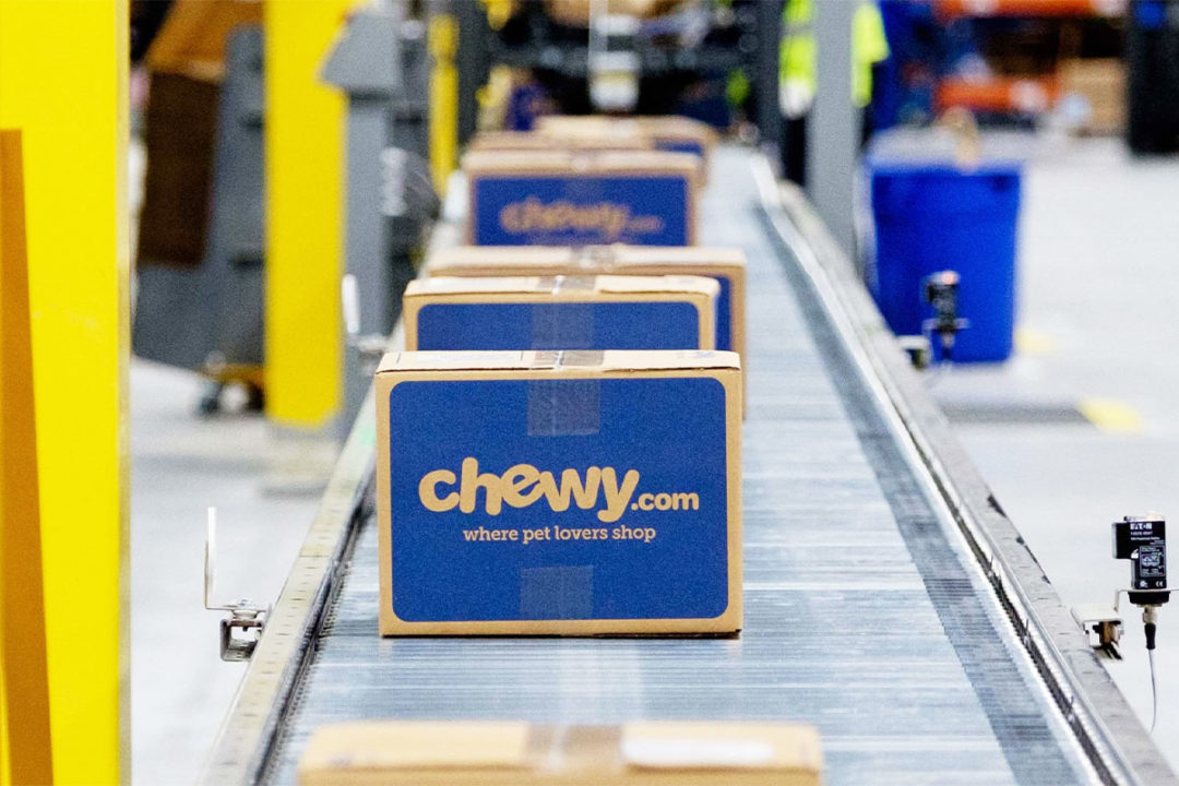 Chewy increasing its warehouse and fulfillment space with a new center