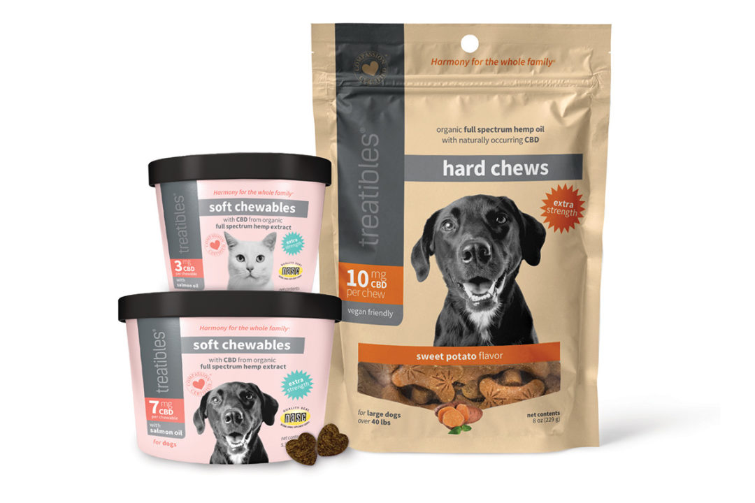 Treatibles expands Extra Strength pet supplement lines