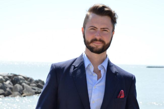 Teodor Strand-Johansen, vice president of marketing North America for Hofseth BioCare.