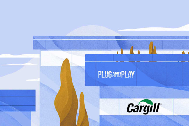 Plug and Play partners with Cargill to accelerate animal health, agriculture technology startups