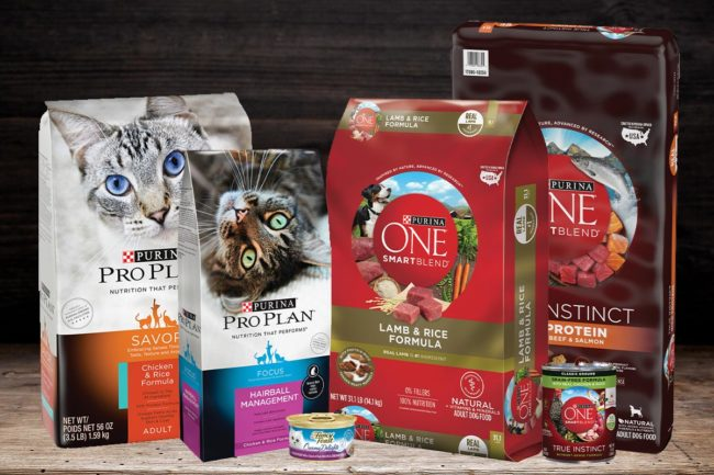 Nestle reports strong gains from Purina in fiscal 2020