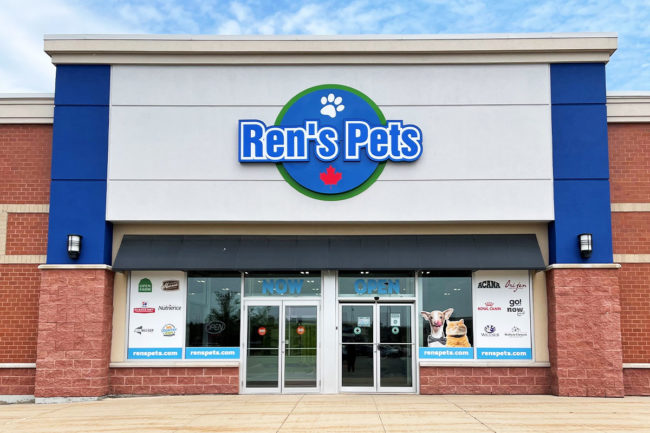 Ren's Pets acquired by Quebec-based Legault Group