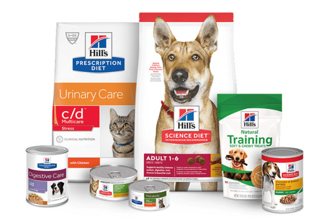 Hill's Pet Nutrition shares second-quarter earnings
