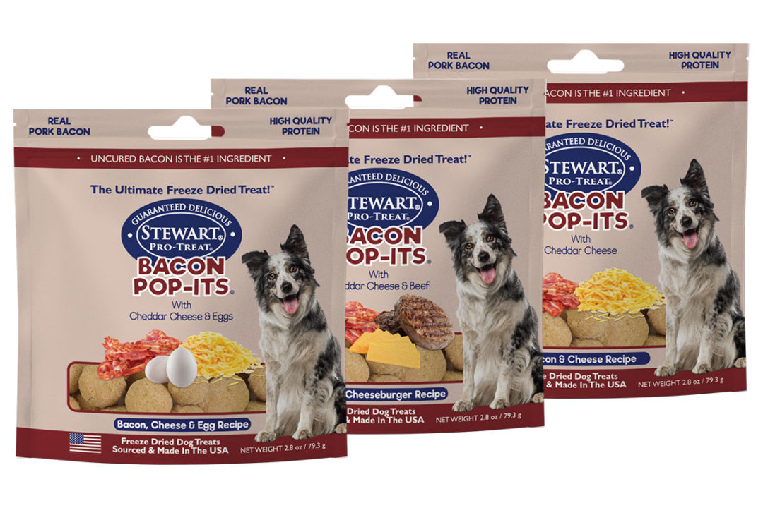 MiracleCorp launches new freeze-dried bacon dog treat line