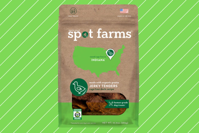Pet Food Experts to distribute Spot Farms dog treats nationwide