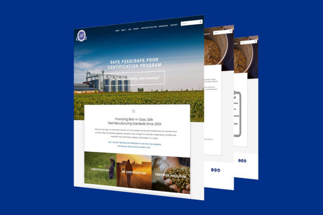 New SF/SF certification program website from AFIA