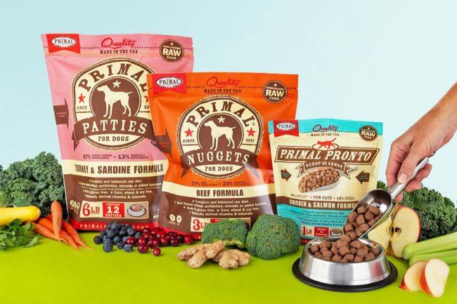 Primal Pet Foods acquired by Kinderhook Industries