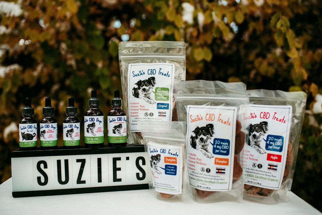 Suzie's CBD Treats gives video tour of manufacturing and warehouse facility