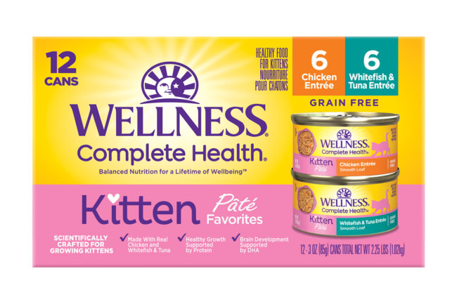 WellPet debuts variety packs for WHIMZEES dental chews, wet diets for kittens