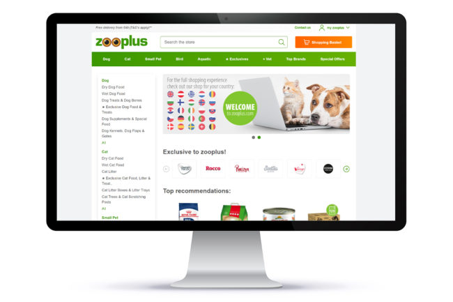 Hellman & Friedman acquires European pet e-commerce company, Zooplus
