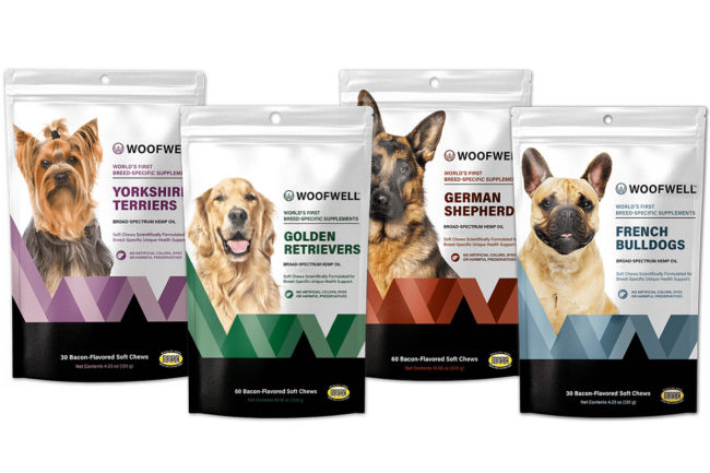 WoofWell launches with breed-specific dog supplements
