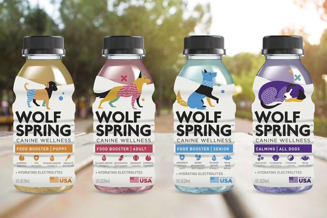 Pet beverage company receives $2 million in investments from individual investors