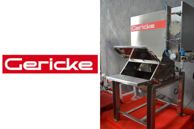 Gerick debuts new series of sack tipping and feeding solutions
