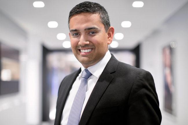 Ikdeep Singh, incoming regional president of Mars Pet Nutrition North America