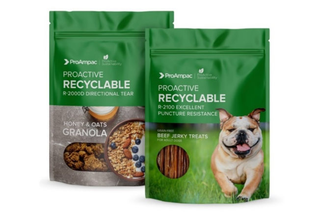 ProAmpac adds to sustainable flexible packaging offerings