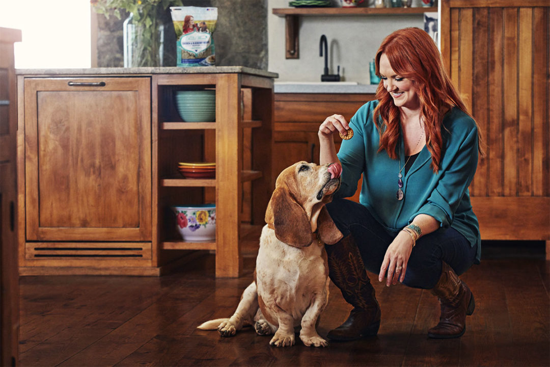 More and more human brands are entering the pet food and treat space