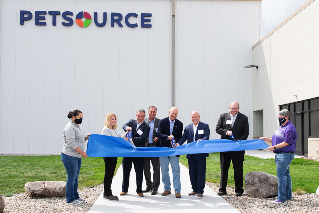 Petsource by Scoular facility in Seward completed