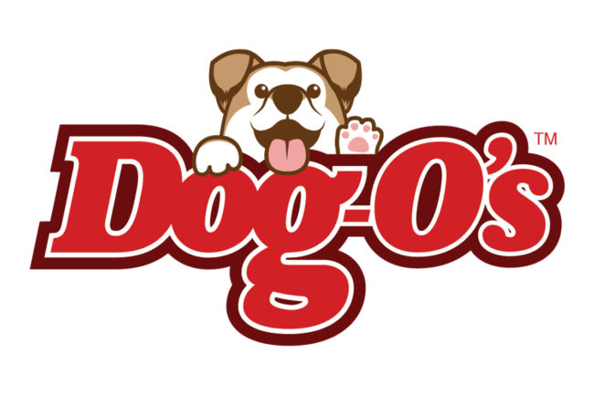 Dog-O's Cheesy Chompers distributed in Midwest and East Coast