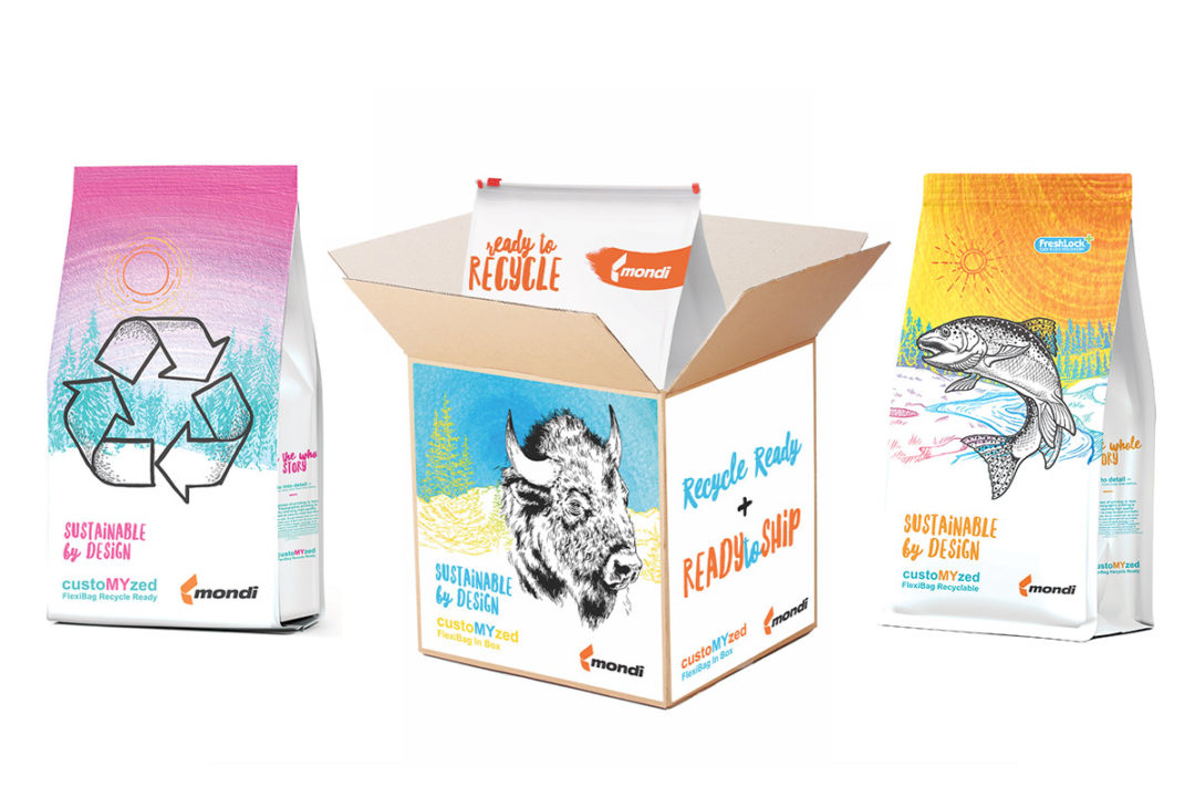 Mondi to showcase flexible, sustainable pet food packaging portfolio at PACK EXPO 2021