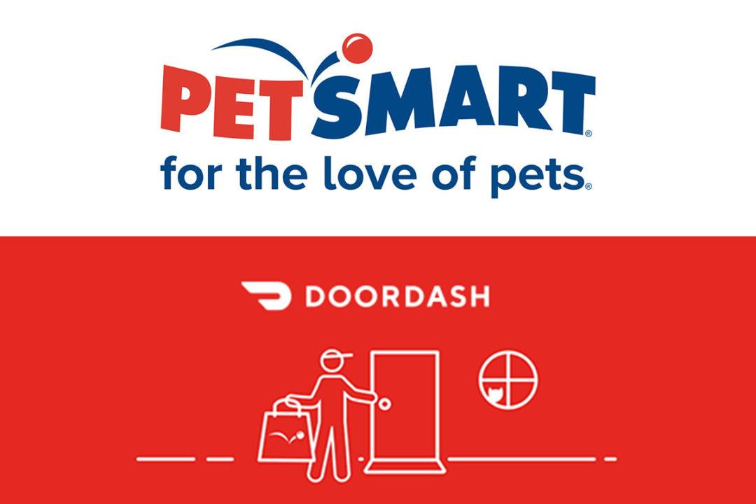 DoorDash to make online PetSmart deliveries