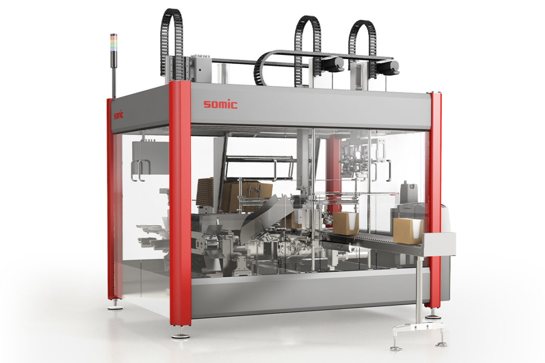 ReadyPack automated packaging system by SOMIC America