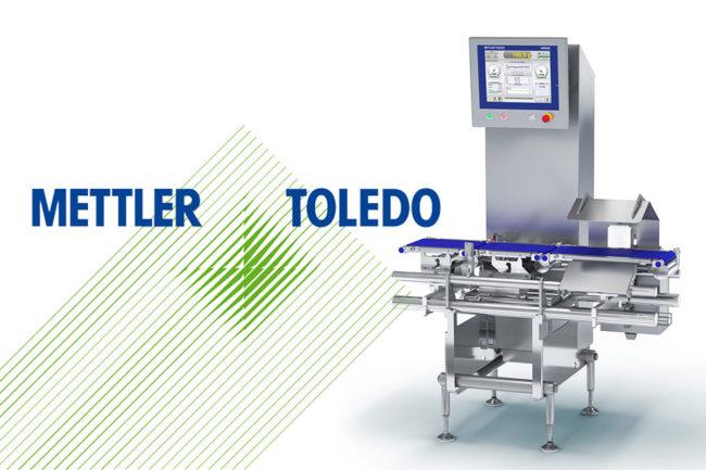 Mettler Toledo rolls out C35 AdvancedLine checkweigher
