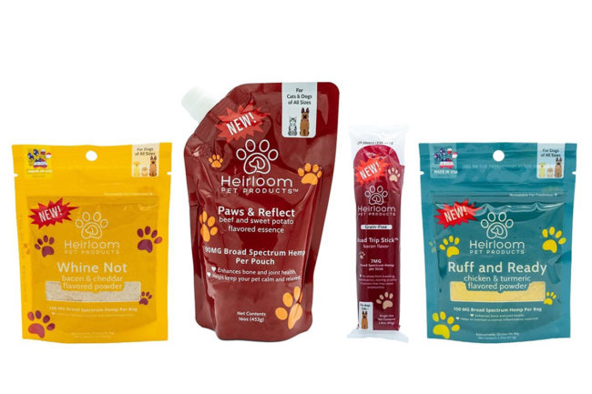 Northland Natural Pet to distribute Heirloom Pet Products